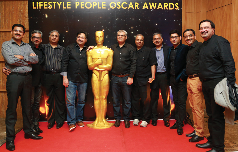 Lifestyle People Oscar Awards were strengthened to incorporate both business and value-driven achievements