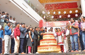 RED celebrations at lifestyle Store in Coimbatore