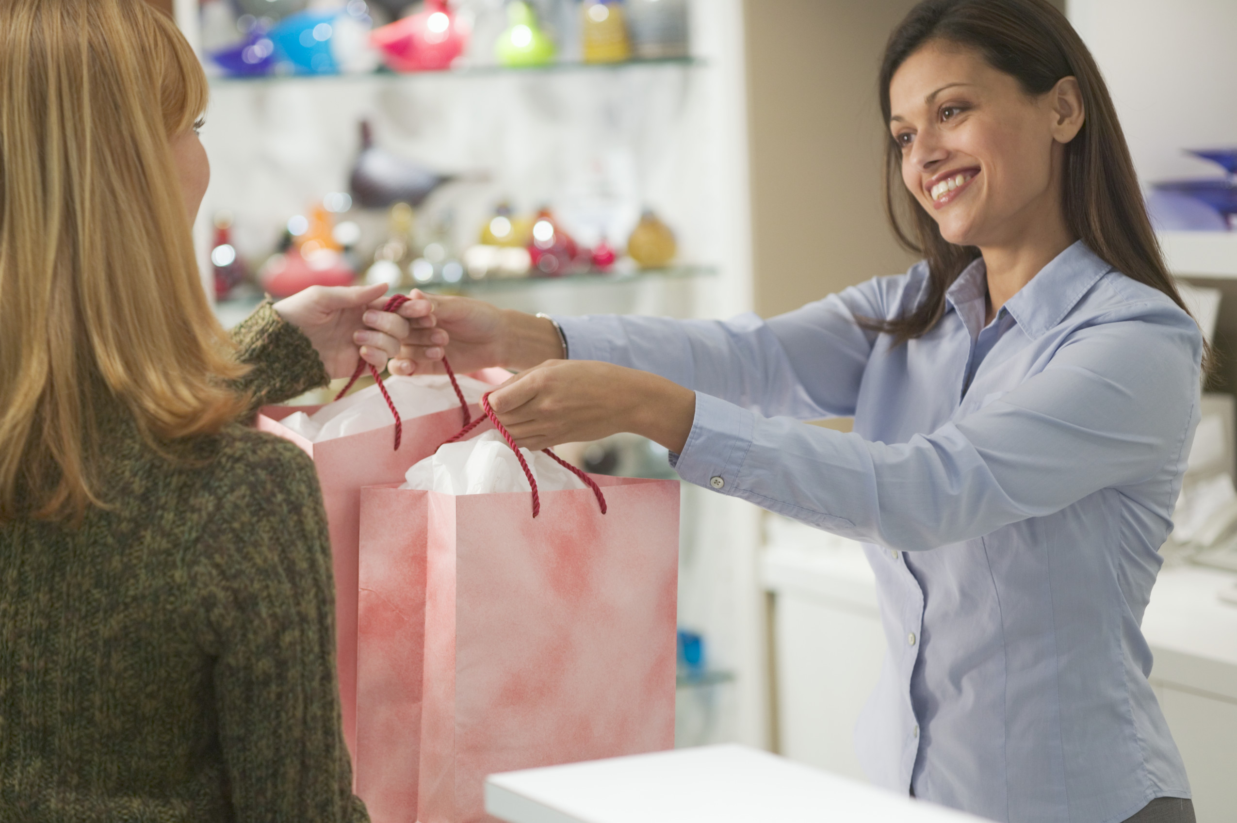 How brick-and-mortar retailers can play to their strengths